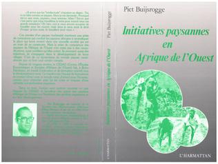Couverture INITIATIVES PAYSANNES EN  AFRIQUE DE L'OUEST