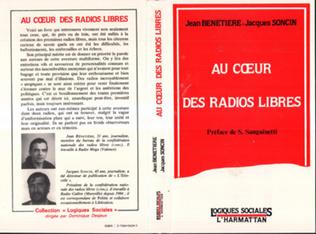 Couverture Au coeur des Radios Libres