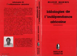 Couverture Idéologies de l'indépendance africaine