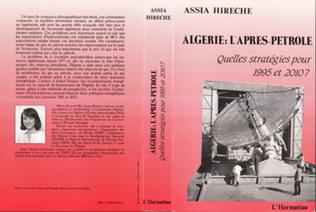 Couverture Algérie, l'après-pétrole