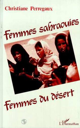 Couverture Femmes sahraouies, femmes du désert