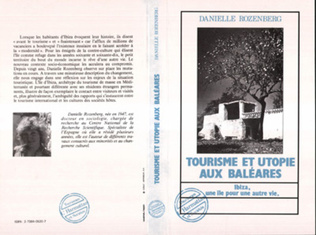 Couverture Tourisme et utopie aux Baléares