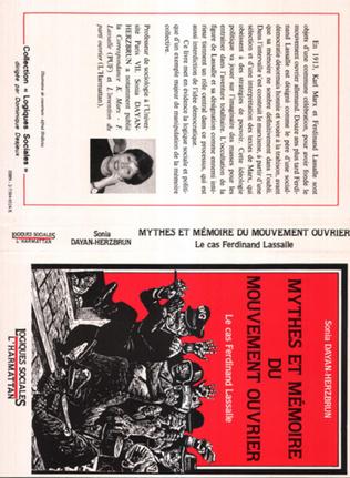 Couverture Mythes et mémoire du mouvement ouvrier