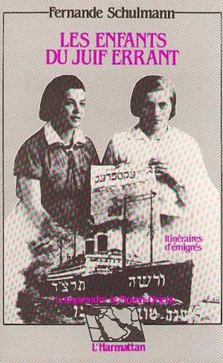 Couverture Les enfants du juif errant