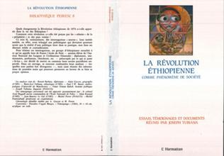 Couverture La révolution éthiopienne comme phénomène de société