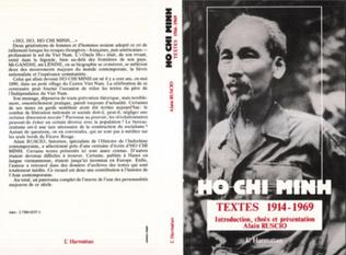 Couverture Ho-Chi-Minh
