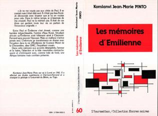 Couverture Les mémoires d'Émilienne