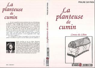 Couverture La planteuse de cumin, contes du Liban