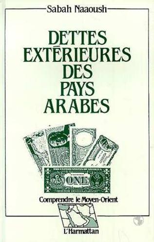 Couverture Dettes extérieures des pays arabes