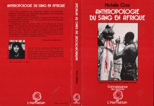 Couverture Anthropologie du sang en Afrique