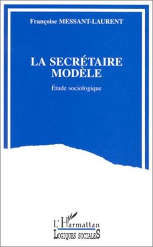 Couverture La secrétaire modèle