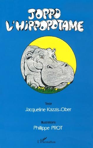 Couverture Joppo l'hippopotame