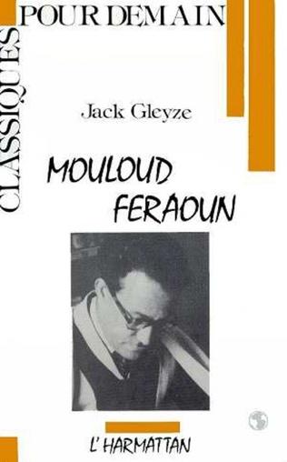 Couverture Mouloud Feraoun