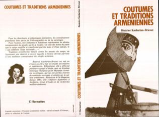 Couverture Coutumes et traditions arméniennes