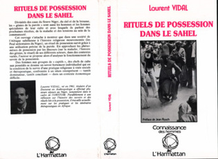 Couverture Rituels de possession dans le Sahel