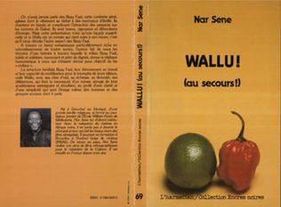 Couverture Wallu! (au secours!)