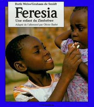 Couverture Feresia, une enfant de Zimbabwe