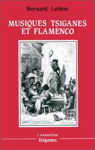 Couverture Musiques tsiganes et flamenco