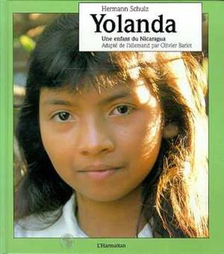 Couverture Yolanda