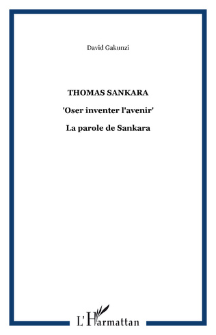 Couverture Thomas Sankara