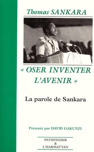 Couverture Thomas Sankara