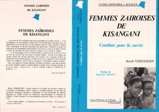 Couverture Femmes zairoises de Kisangani
