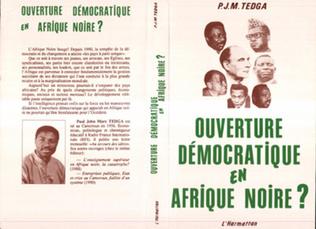 Couverture Ouverture démocratique en Afrique noire ?
