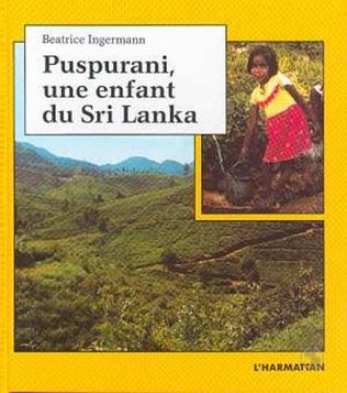 Couverture Puspurant un enfant du Sri Lanka