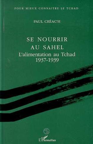 Couverture Se nourrir au Sahel