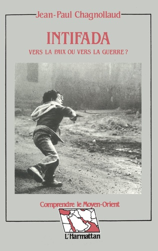 Couverture Intifada