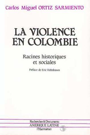 Couverture La violence en Colombie