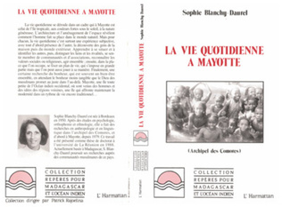 Couverture La vie quotidienne à Mayotte (Archipel des Comores)