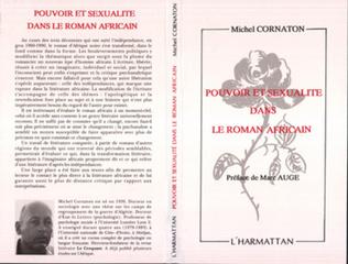 Couverture Pouvoir et sexualité dans le roman africain