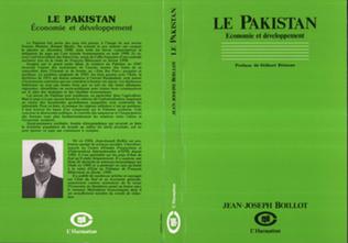 Couverture Le Pakistan