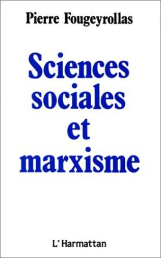 Couverture Sciences sociales et marxisme