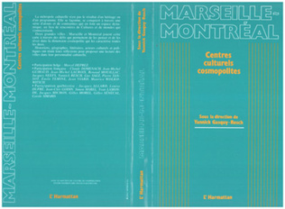Couverture Marseille - Montréal