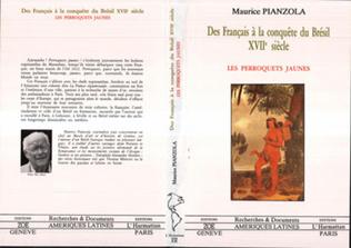 Couverture Des Français à la conquête du Brésil (XVIIe siècle)