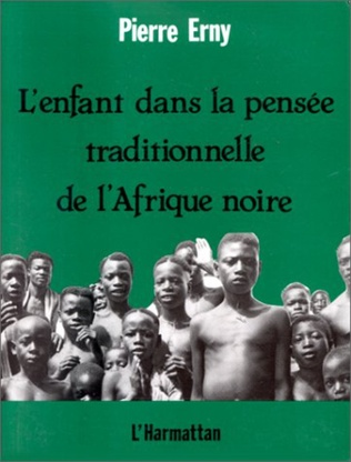 Couverture L'enfant dans la pensée traditionnelle de l'Afrique Noire
