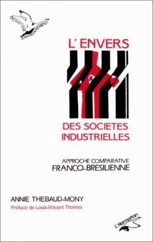 Couverture L'envers des sociétés industrielles