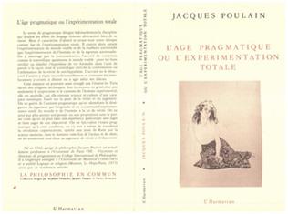 Couverture L'âge pragmatique ou l'expérimentation totale