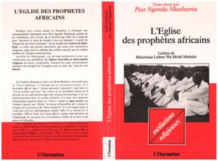 Couverture L'église des prophètes africains