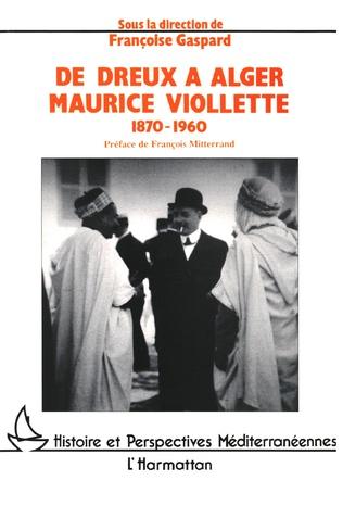 Couverture De Dreux à Alger