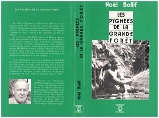Couverture Les Pygmées de la grande forêt