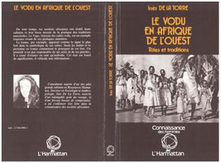 Couverture Le vaudou en Afrique de l'Ouest