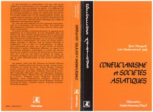 Couverture Confucianisme et sociétés asiatiques