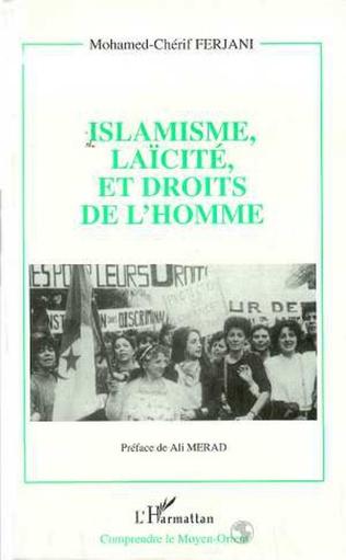 Couverture Islamisme, laïcité et droits de l'homme