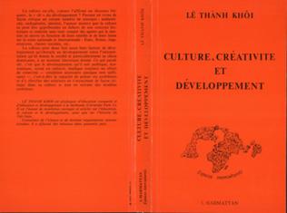 Couverture Culture, créativité et développement