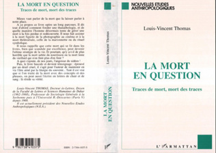 Couverture La mort en question