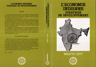 Couverture L'économie indienne