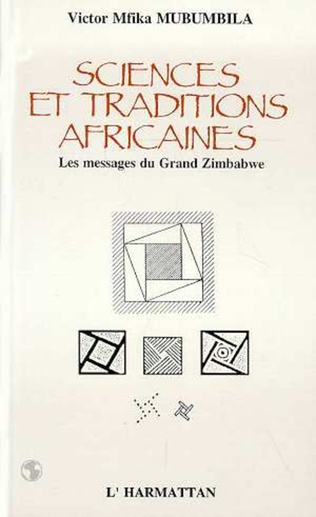 Couverture Sciences et traditions africaines